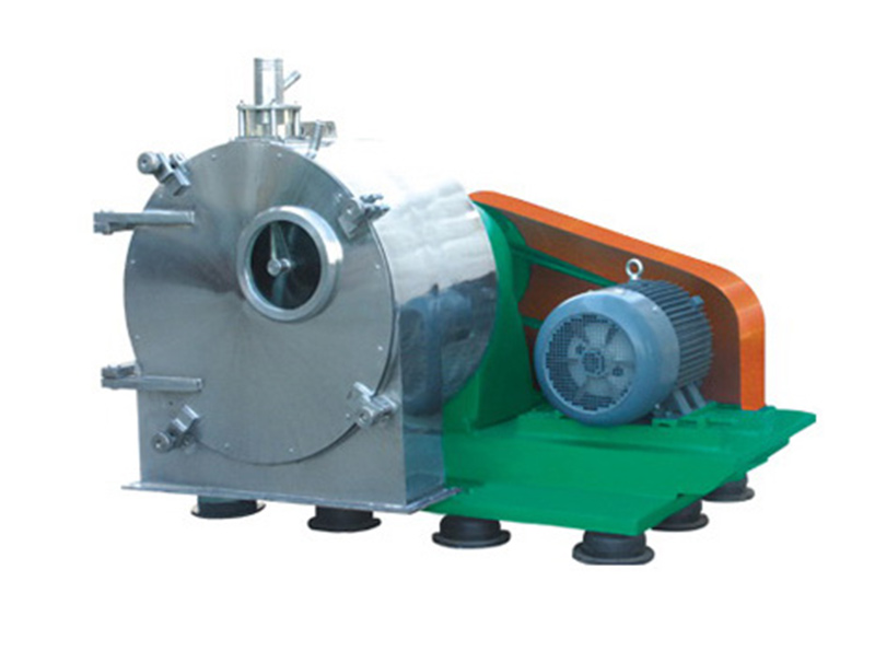LWL卧式螺旋卸料过滤离心机
