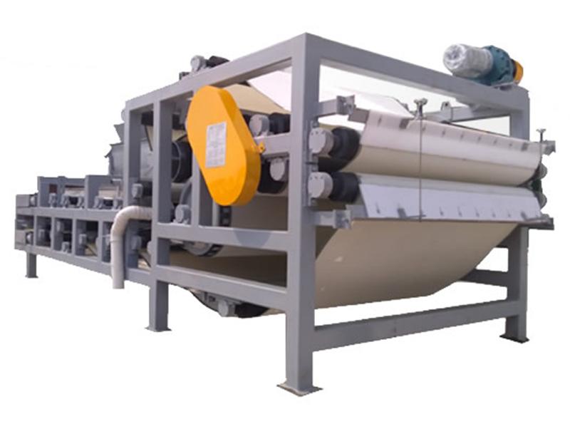 泥浆带式压滤机